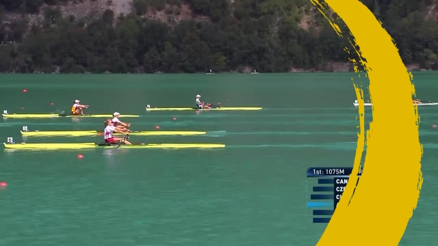 (W1x) Women's Single Sculls