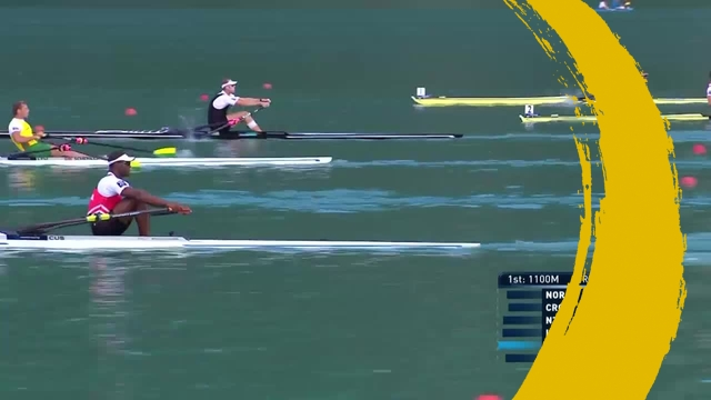 (M1x) Men's Single Sculls