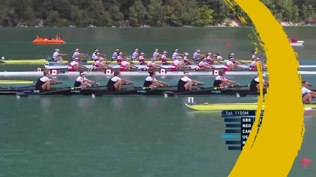 (W8+) Women's Eight