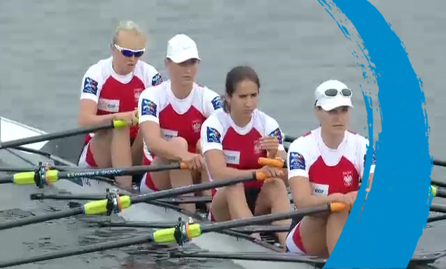 (W4x) Women's Quadruple Sculls