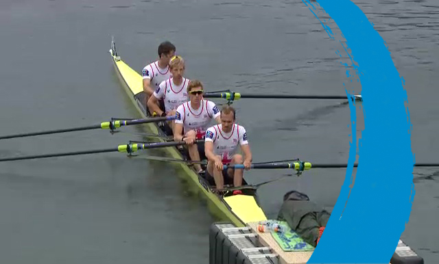 (LM4-) Lightweight Men's Four