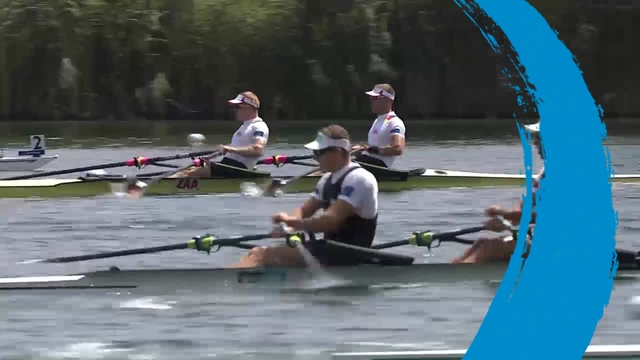 (M2x) Men's Double Sculls