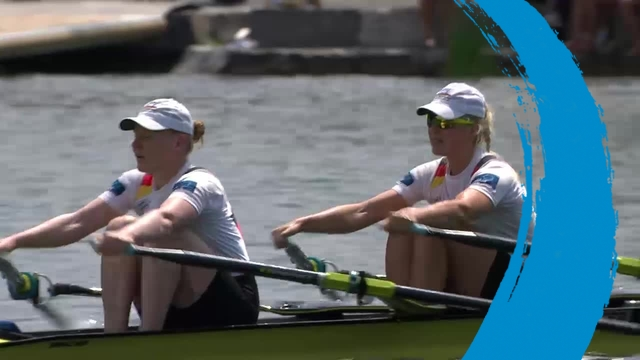 (W2x) Women's Double Sculls