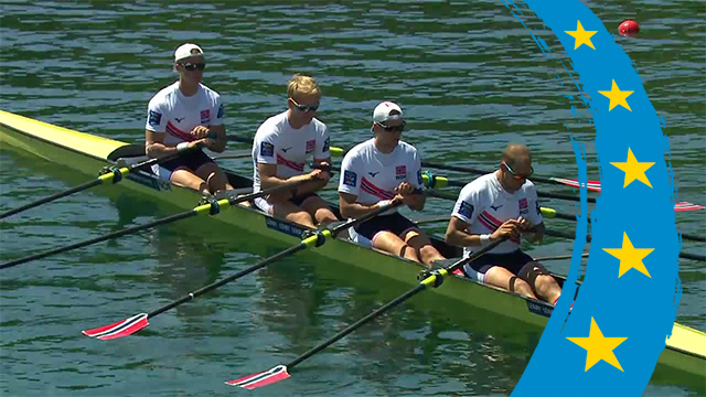 (M4x) Men's Quadruple Sculls