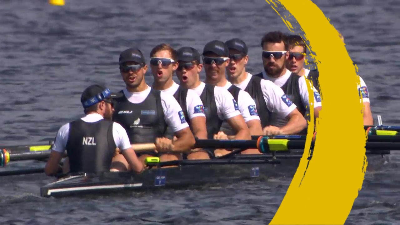 (M8+) Men's Eight